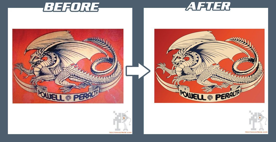 Vectorize Now - Top Quality Vector Image Conversions